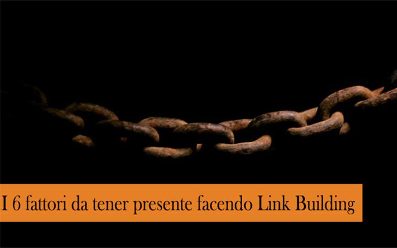 fattori link building