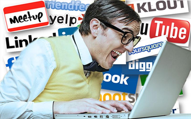 condividere contenuti web