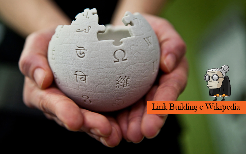 come fare link building su wikipedia