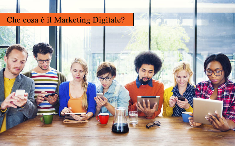cosa è il digital marketing