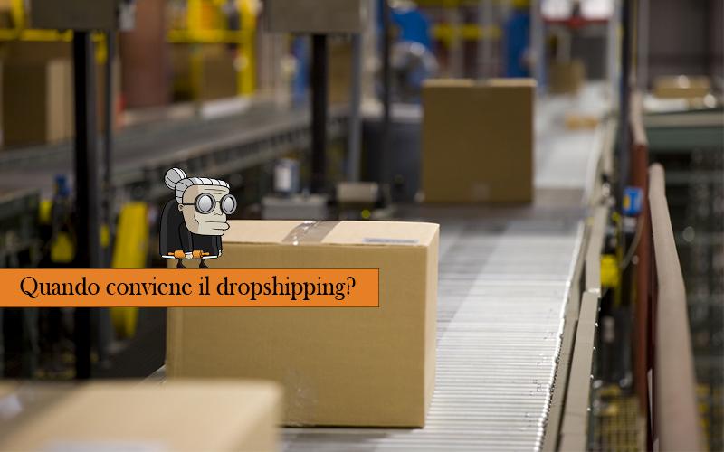 dropshipping conviene