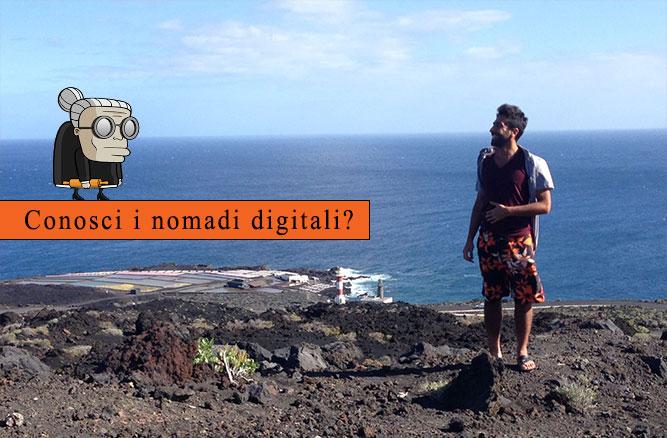 chi sono i nomadi digitali