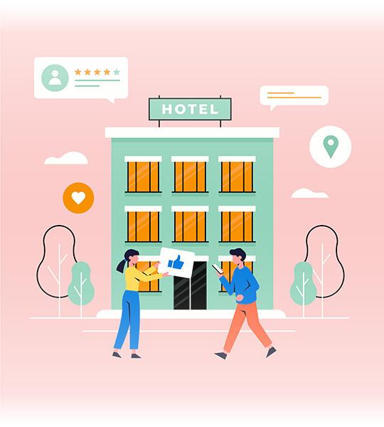 Hospitality Marketing: la nuova comunicazione per strutture ricettive